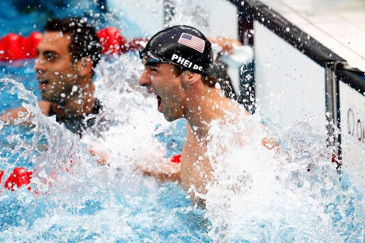 Best Michael Phelps Wallpaper| London Olympics 2012