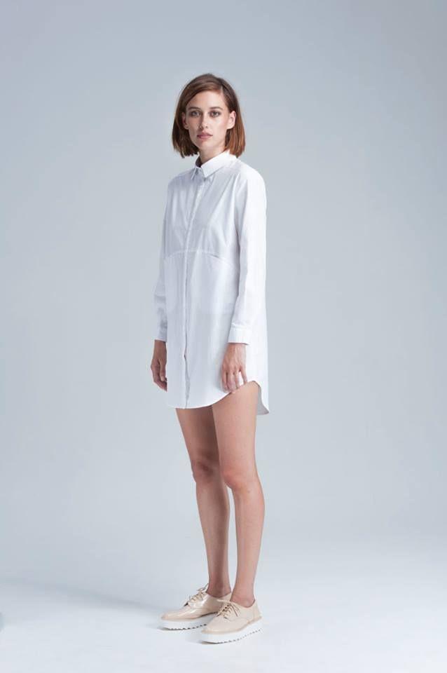 BC - Paper Shirtdress