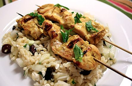 ... images about Kabobs on Pinterest | Kebabs, Skewers and Chicken Kebab