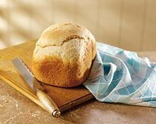 Белый деревенский хлеб