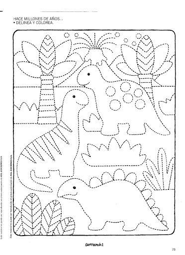 dinosaur coloring sheet