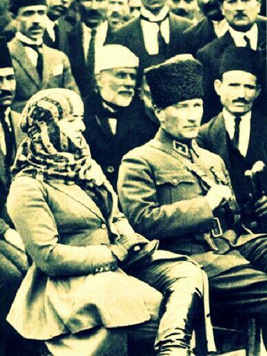 Mustafa Kemal-Latife Hanım