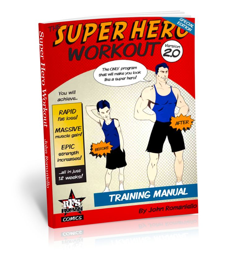 The Super Hero Workout -  The Super Hero Workout Review      The Super Hero Workout used by thousands of people who have solved their problem.   Question: The Super Hero Workout Program Really Work? Read My The Super Hero Workout System Review. Is this The Super Hero Workout really for you? Where and how to... - http://buytrusts.com/downloads/exercise-fitness/the-super-hero-workout