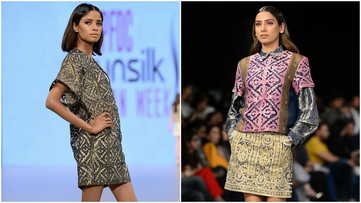 The House of Kamiar Rokni worked rilli in myriad ways into their collection