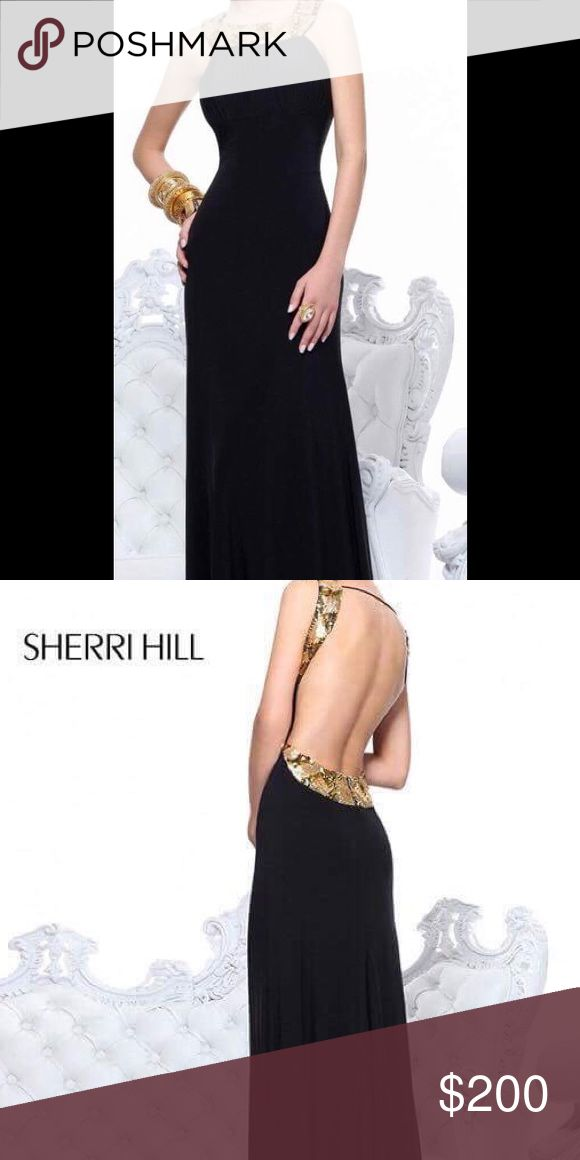 Sherri hill gown Sherri hill. Prom or pageant Sherri Hill Dresses Backless