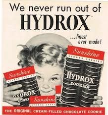 Today is also Oreo Cookie Day! Does anyone remember Hydrox Cookies?