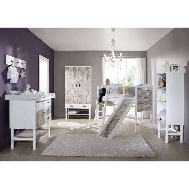Schardt Kinderzimmer - Rocky - Holzdekor Shabby Chic