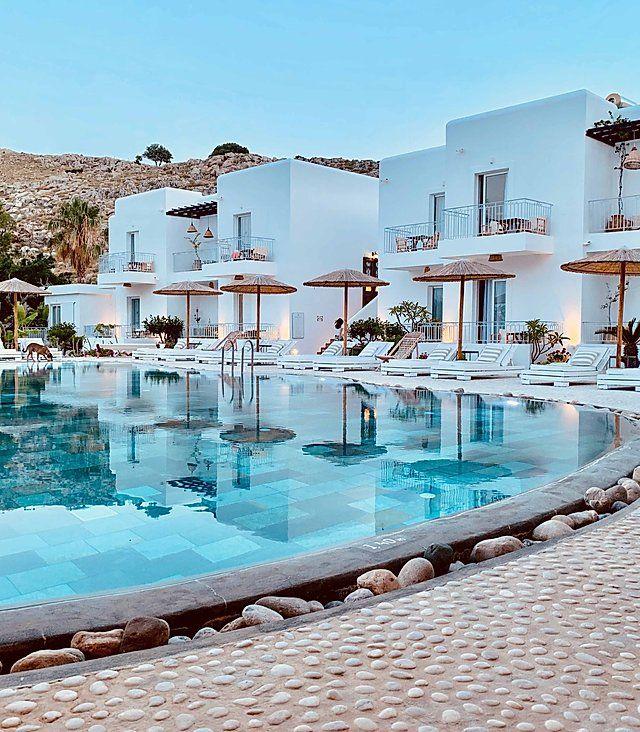 Caesar's Gardens Hotel & Spa Lindos Greece