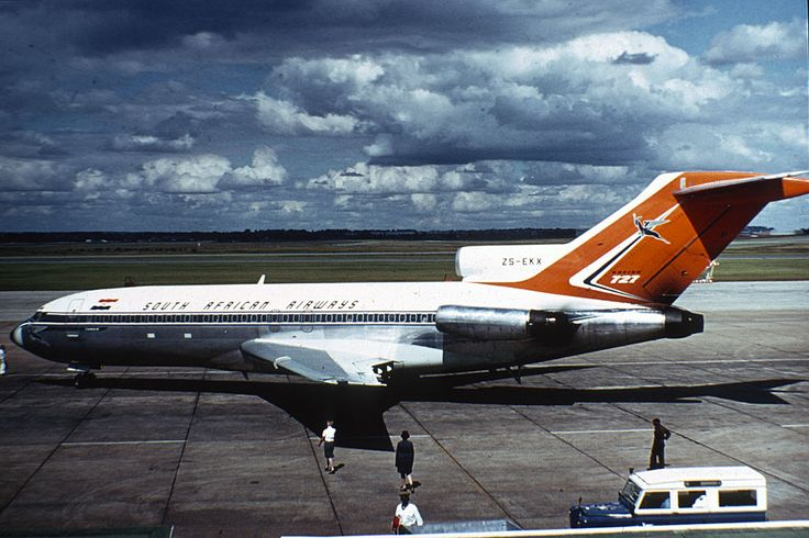 SAA 727 ZS-EKX - Courtesy scanavphoto