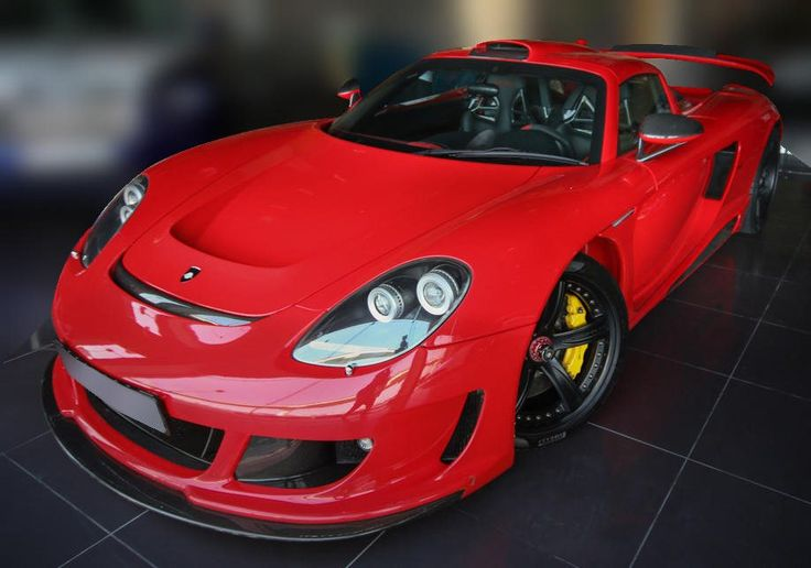 Gemballa Mirage Gt – for sale in Dubai - http://newzpro.com/wordpress/