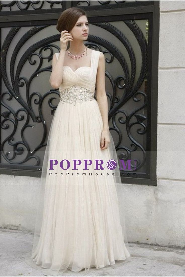 2012 prom dresses vintage prom dresses ivory ball gown sweetheart chiffon sweep/brush train