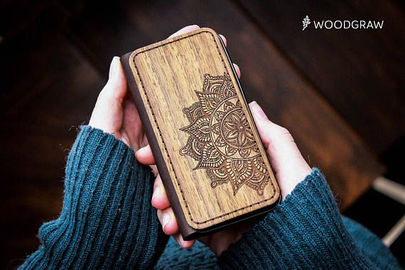 Image result for wooden iphone 7 wallet