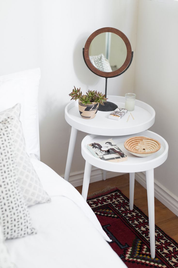 The Zera Bowl Is The Perfect Storage Solution For Any Bedside Table