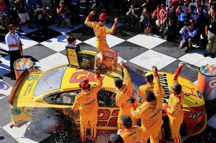 Pin by Rebekah MillerLevy on Joey Logano Joey logano