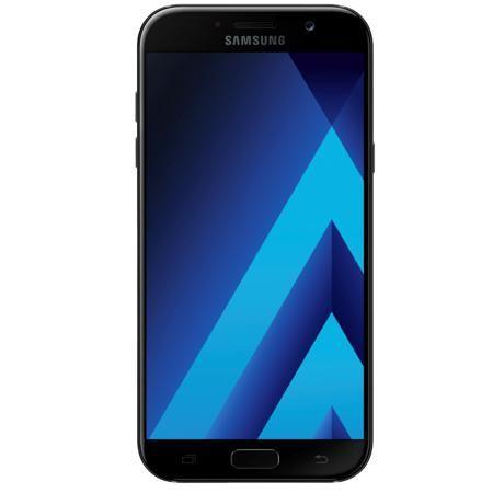 Samsung Galaxy A7 (2017) SM-A720F 4G 32Gb Black  — 32989 руб. —  Удобный и эргономичныйПлавные линии корпуса, отсутствие выступов камеры, утонченная и элегантная отделка позволяют получить настоящее удовольствие от использования смартфона.Современные цветаБудьте законодателями трендов, а не просто следуйте им. Модные цветовые решения идеально гармонируют с корпусом из стекла и металла, создавая динамичный и цельный образ. Четыре модных цвета на выбор превосходно дополнят ваш…