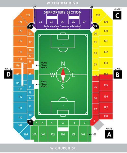 Stadium | Orlando City Soccer Club
