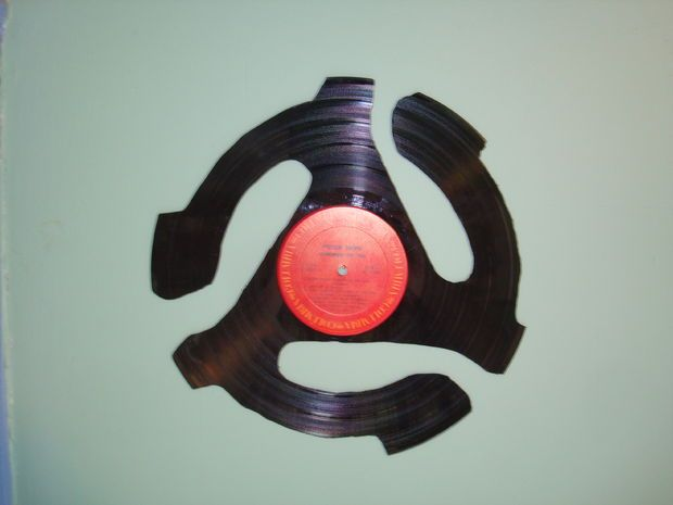 413 best images about only boring people get bored things for Things to make with old records
