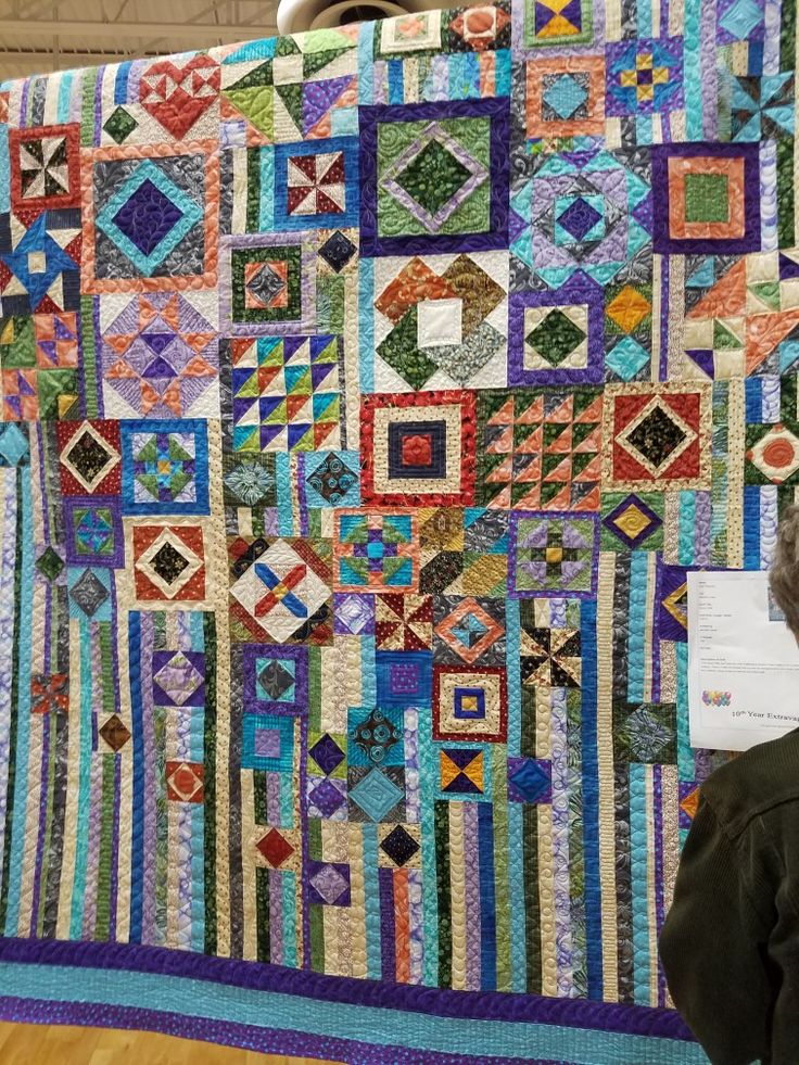 Gypsy Wife challenge | Rice Lake Quilt Show 2017 | Gypsy ...