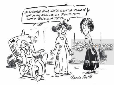 Man Flu cartoons, Man Flu cartoon, funny, Man Flu picture, Man Flu pictures, Man Flu image, Man Flu images, Man Flu illustration, Man Flu illustrations