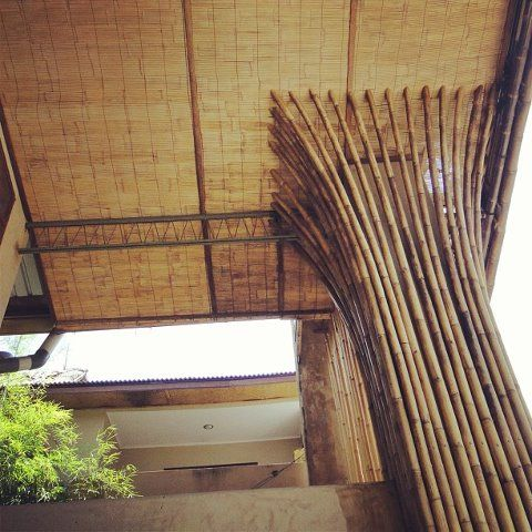 Diy 15 ideas for decorating with twigs gorgeousness for How to decorate bamboo sticks