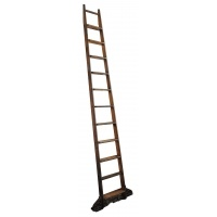 Leaning Library LadderInteresting Shelves, Lean Libraries, Libraries Ladders, New Products, V M Decor