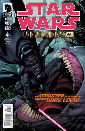 Star Wars: Darth Vader and the Ninth Assassin #4 :: Dark Horse Comics