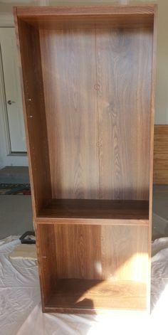 Creative Ramblings | How to Paint Laminate Furniture | http://www.creativeramblingsblog.com