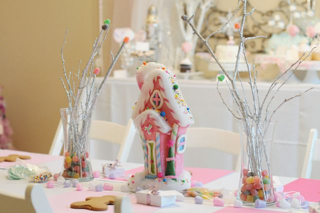 "Photo 5 of 29: The Nutcracker Wonderland / Christmas/Holiday ""Wintry Sugar Plum/Nutcracker Wonderland Party"" 