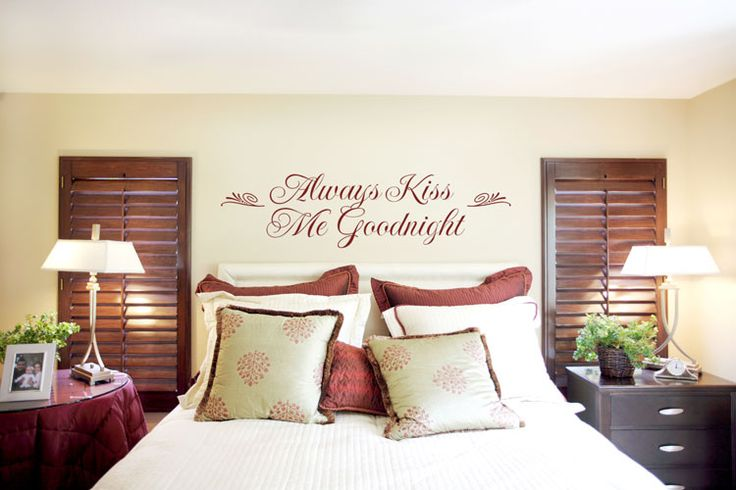 1000+ Ideas About Bedroom Wall Decorations On Pinterest