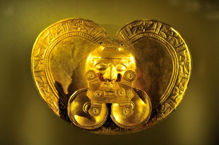 Gold Museum, Bogota on Fotopedia