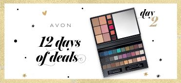 With any $60 purchase, the Avon For the Love of Makeup Artist Palette is all yours! Use CODE: MAKEUP #12DaysofDeals #Day2 #AvonRep