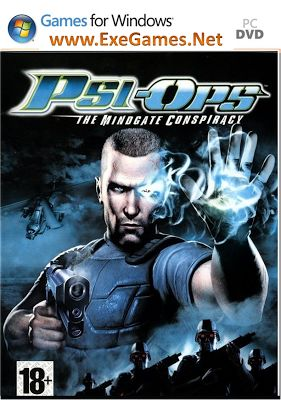 Psi-Ops The Mindgate Conspiracy Game - Free Download Full Version For PC