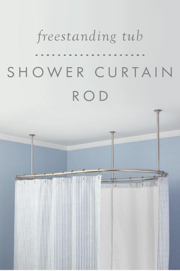 Heavy Duty Curtain Rod Rings