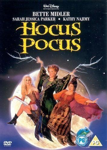 Hocus Pocus (DVD / Bette Midler / Kenny Ortega 1993)