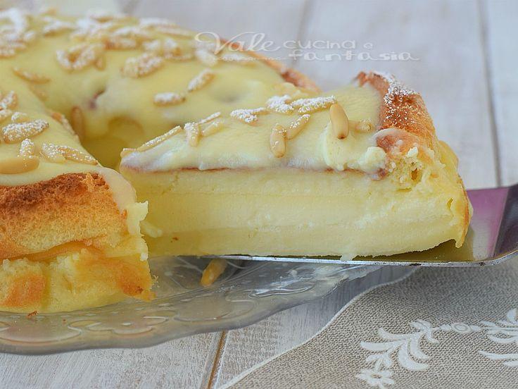 TORTA MAGICA DELLA NONNA ricetta di Vale Cucina e Fantasia