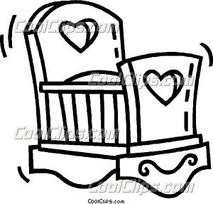 Crib Clipart Clipart Panda Free Clipart Images Free Clip Art Free Clipart Images Clip Art