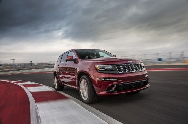 #2014 #Jeep #Grand #Cherokee #tearing up #Circuit of the #Americas with @TFLcar @Jeep
