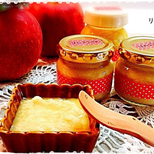 りんごの季節になったら!と温めていたこちらのレシピ (๓´˘`๓)♡ りんごバター買うといい値段しちゃうので手作り出来て嬉しいです♪ りんご1個でいっぱい作れたので、たっぷりパンに塗り塗りしちゃおっと (*´艸`*) zcさんお世話になりました♪ - 202件のもぐもぐ - zcさんのりんごバターを作りました。 by ゆう