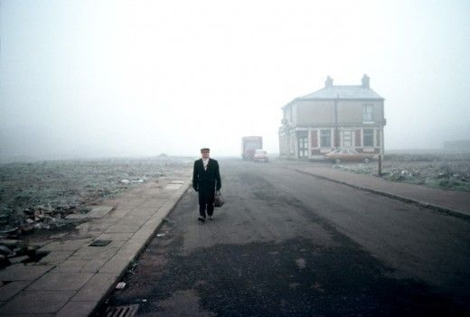 The North of England, 1960s – 1970s.  by John Bulmer.