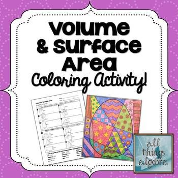 how to find the surface area of an egg