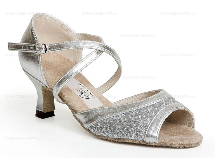 Обувь для танцев Соло плюс, модель L507, Женская латина