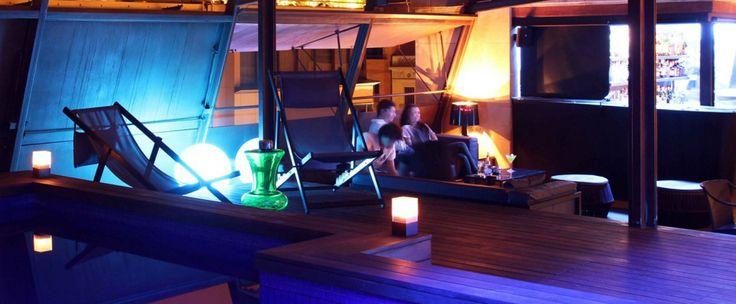 Terraza Bar 8 (Barcelona): acogedor y con vistas excelentes