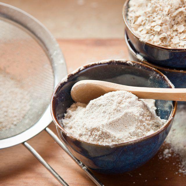 How to Substitute Flour for Bread Flour | Wheat flour ...