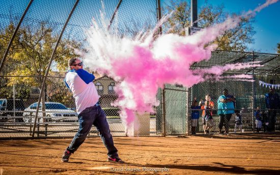 baseball gender reveal 4
