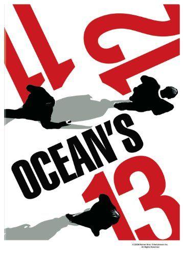 #bestdeal <p> #Ocean's Eleven (2001), Twelve & Thirteen Giftset (DVD)</p><p>The Ocean's #Trilogy brings together Ocean's Eleven, Ocean's Twelve, and Ocean's Thirte...