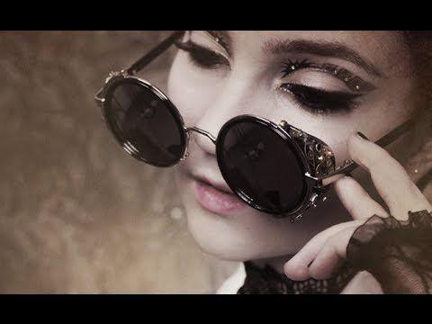 Steampunk Makeup - http://steampunkvapemod.com/steampunk-makeup/