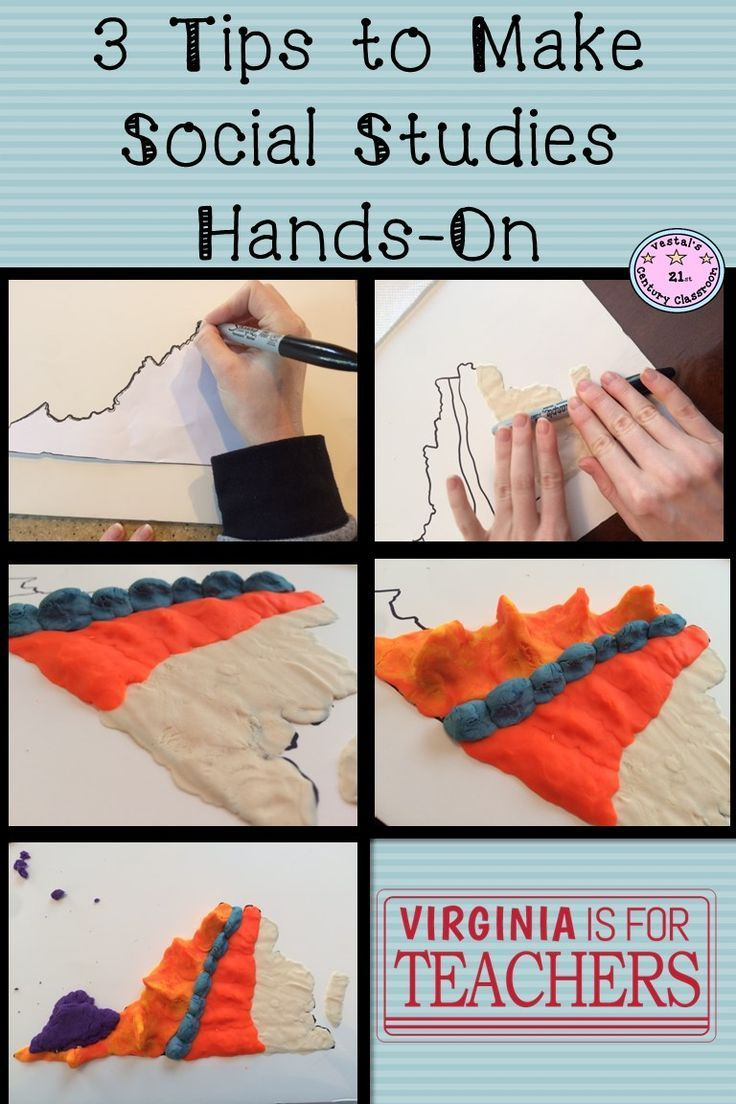 Tips To Make Living Room Cozy: 3 Tips To Make Social Studies Hands-On