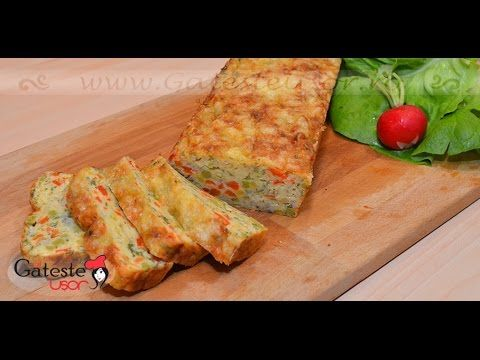 Reteta de Chec aperitiv cu legume - YouTube
