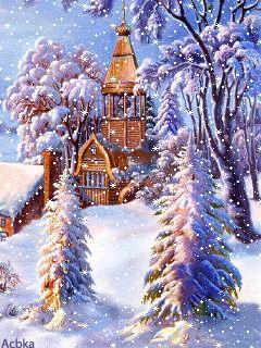 GIFS HERMOSOS: imagenes navidñas encontradas en la web                                                                                                                                                                                 Más