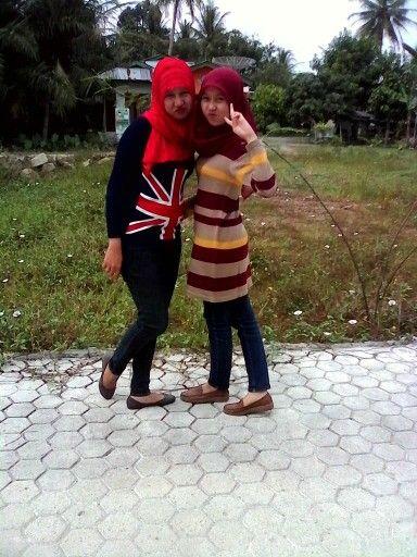 Wth my sister